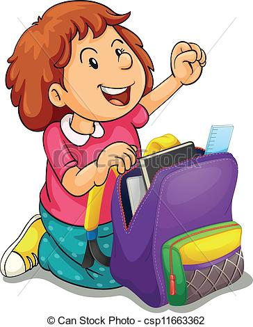 Pack Up Clipart (102+ images in Collection) Page 3.
