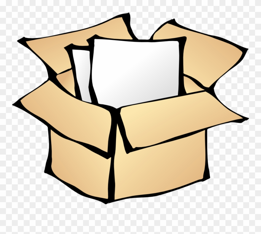 Package Clip Art.