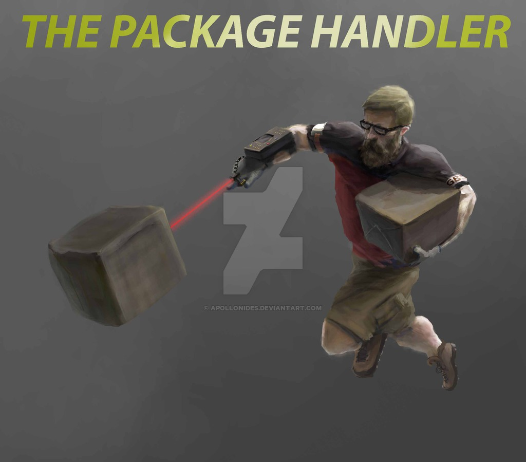Package Handler Clipground