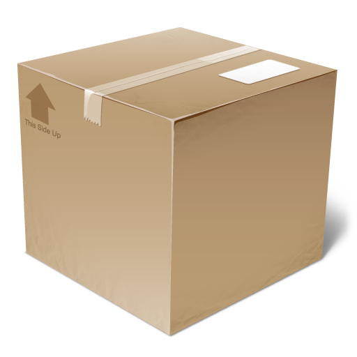 Package PNG Background Image.