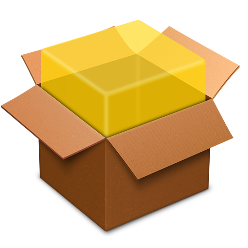 Package PNG Free Download.