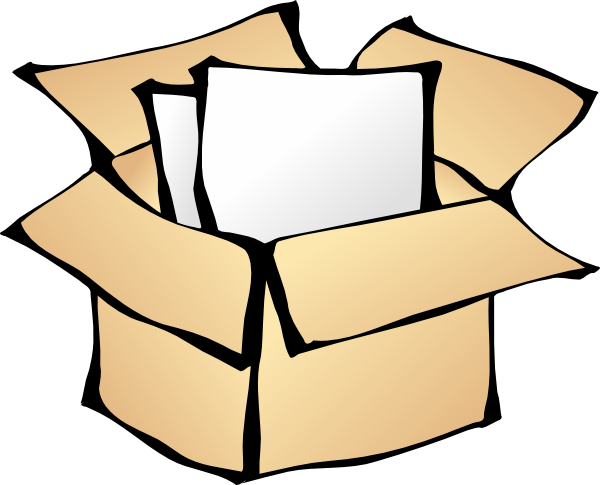 Package Clip Art at Clker.com.
