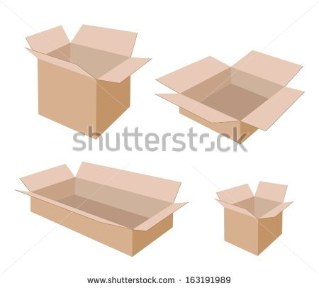 Packaging Material Stock Vectors & Vector Clip Art.