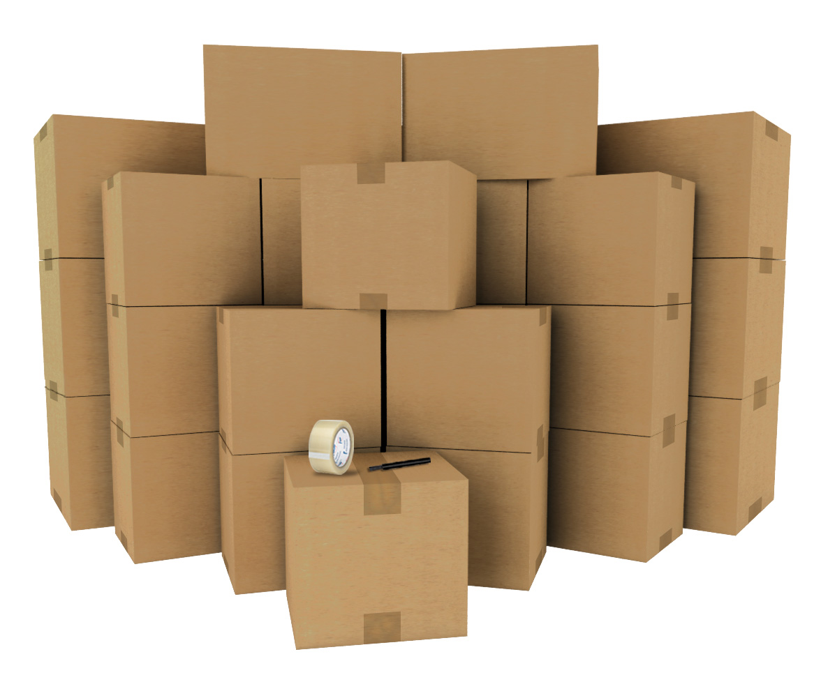 Packing And Storage Clipart.