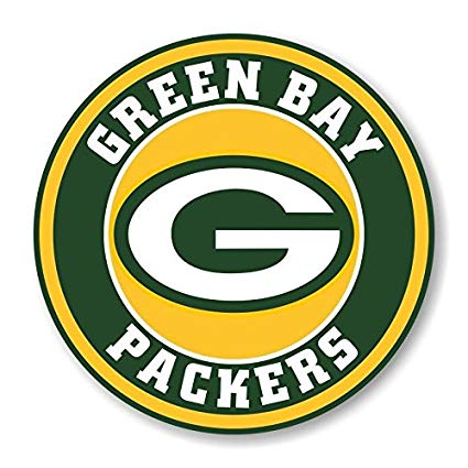 Amazon.com: Green Bay Packers Emblem Window Decal.