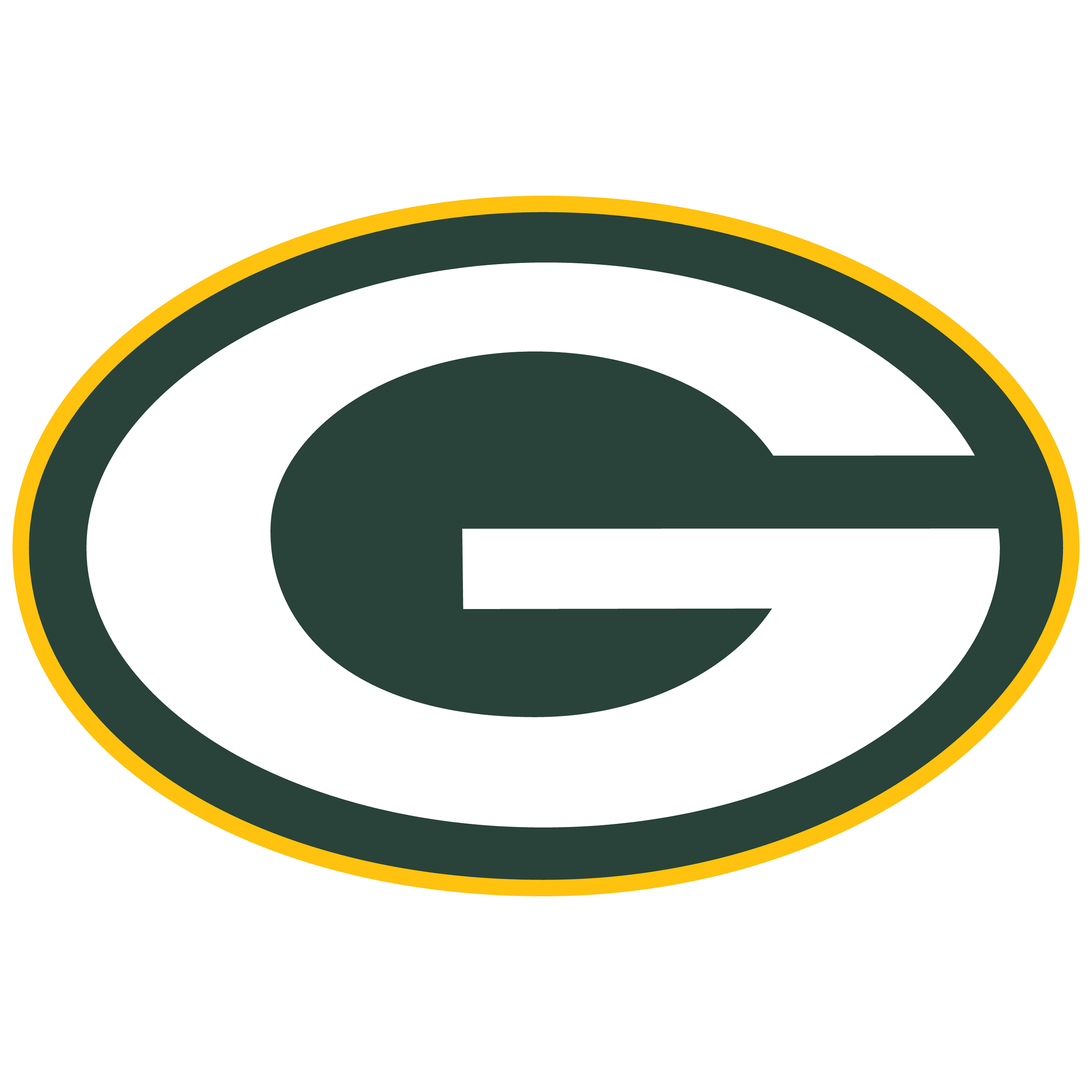 Green Bay Packers Logo.