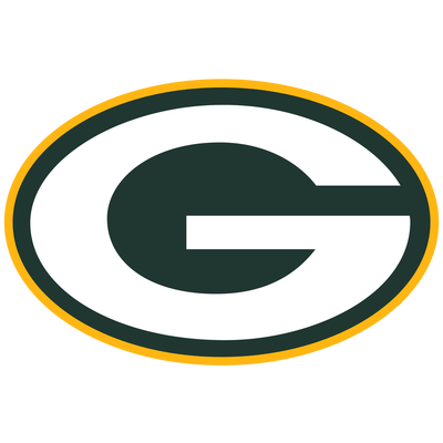 Green Bay Packers Logo transparent PNG.