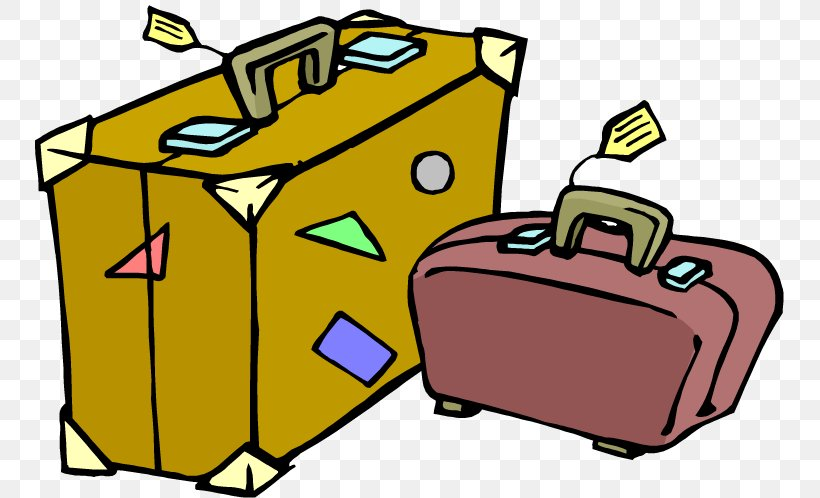 Packaging And Labeling Suitcase Clip Art, PNG, 750x498px.