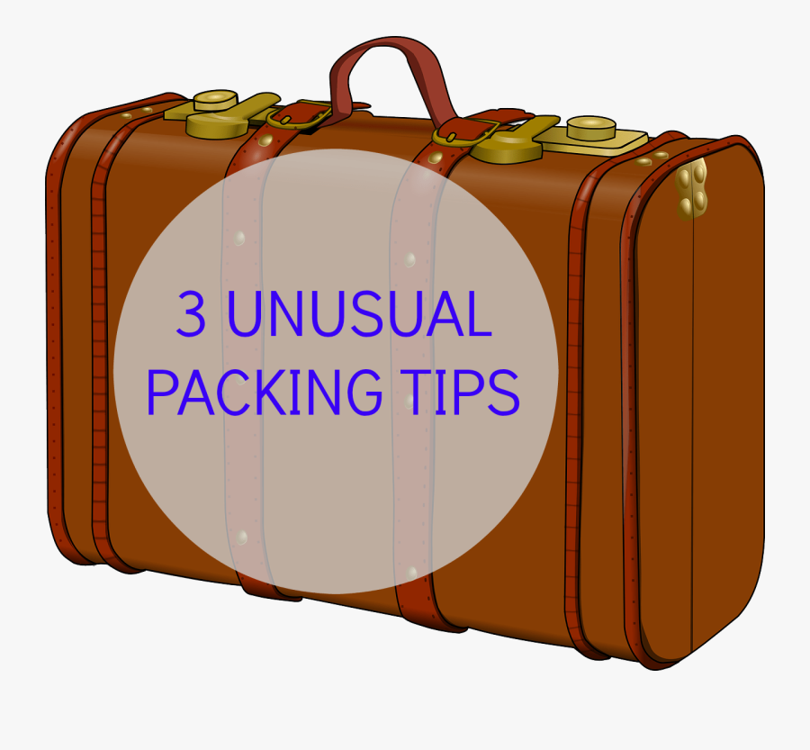 3 Unusual Packing Tips.