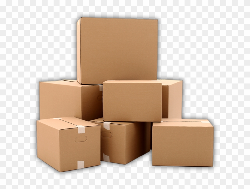 Moving Boxes Png Transparent Background.