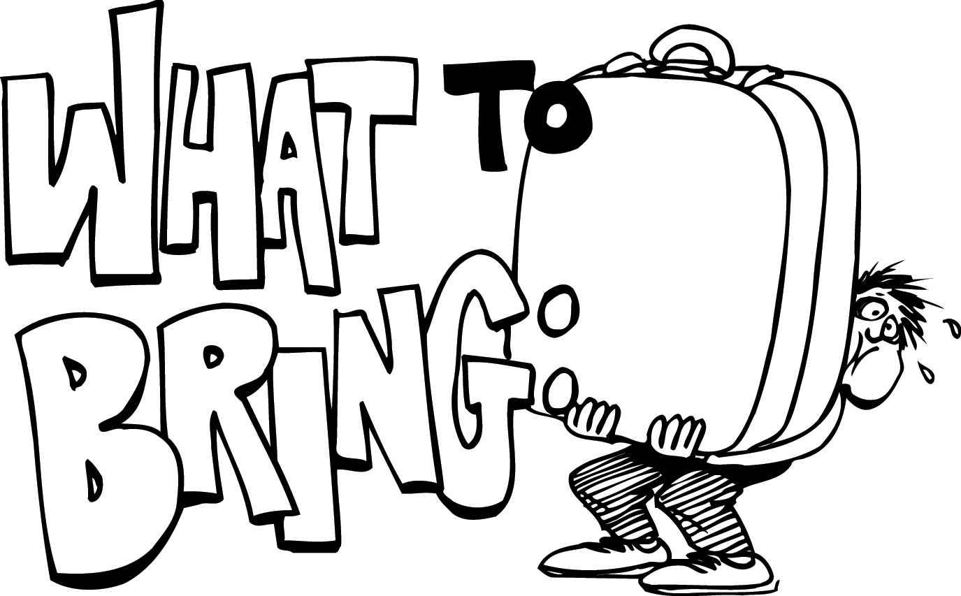 Collection of Packing clipart.