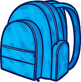 Gallery For > Cfrom Packing Up School Clipart.