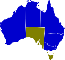 Ages of consent in Oceania.