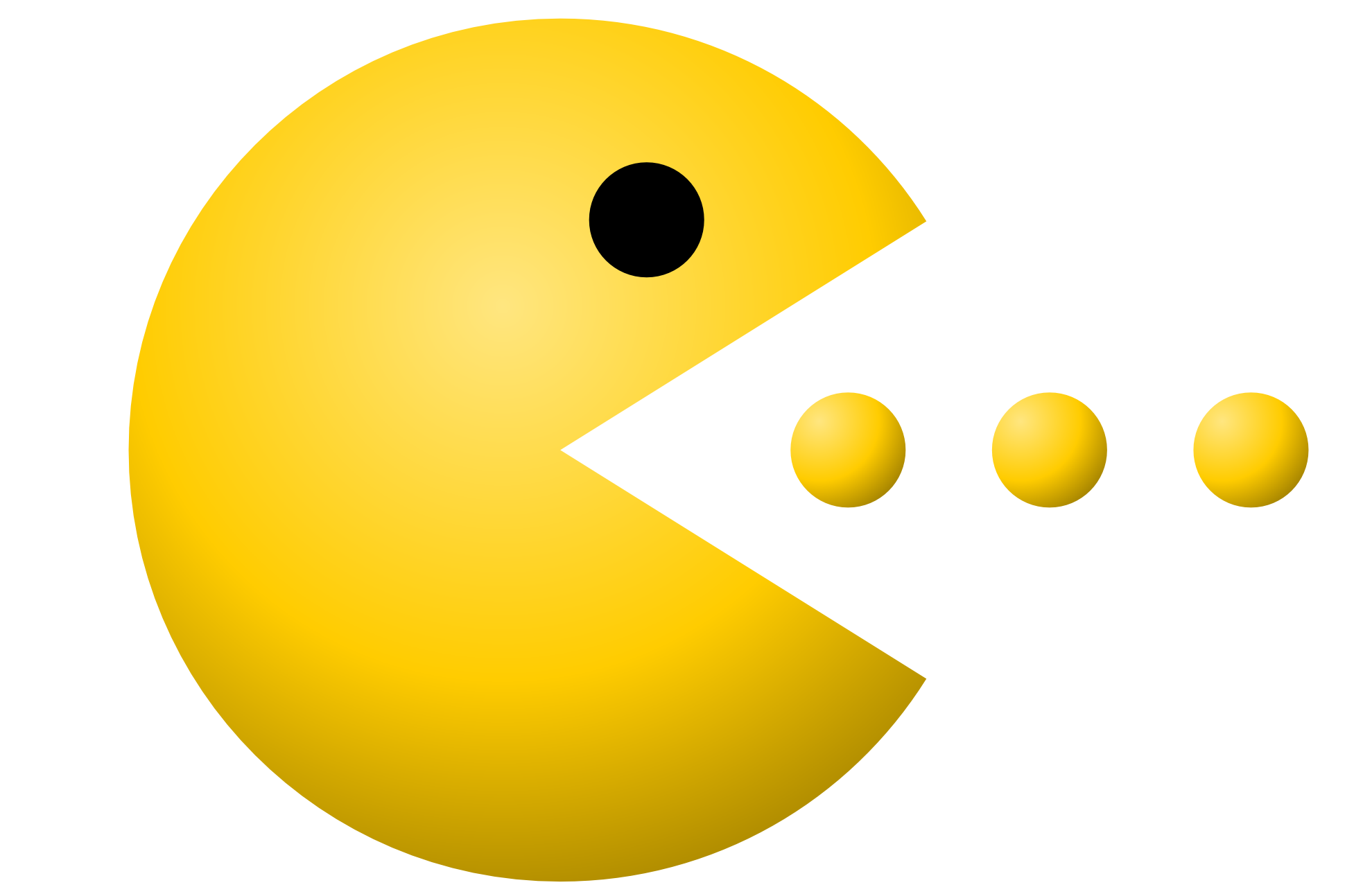 High quality Pacman Cliparts For Free! #25180.
