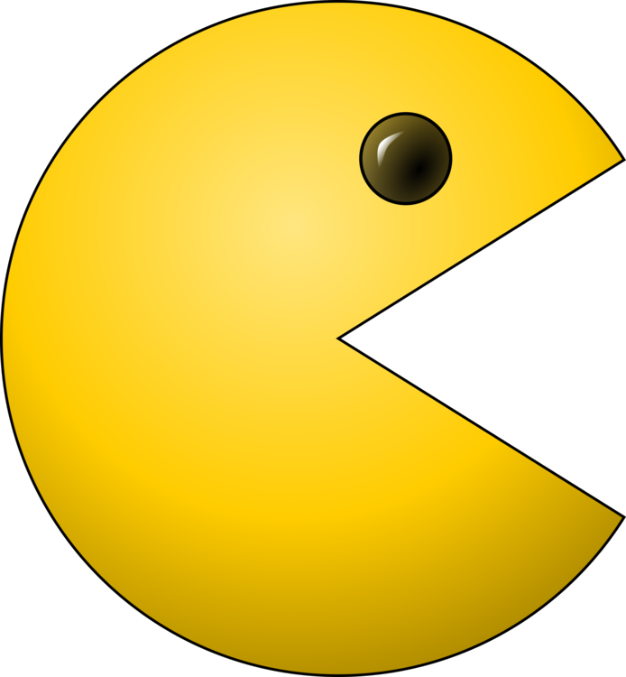 Pacman Ghost Ms Pac.