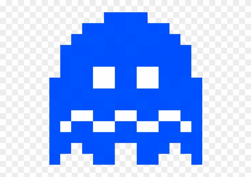 Image Result For Pacman Scared Ghost.