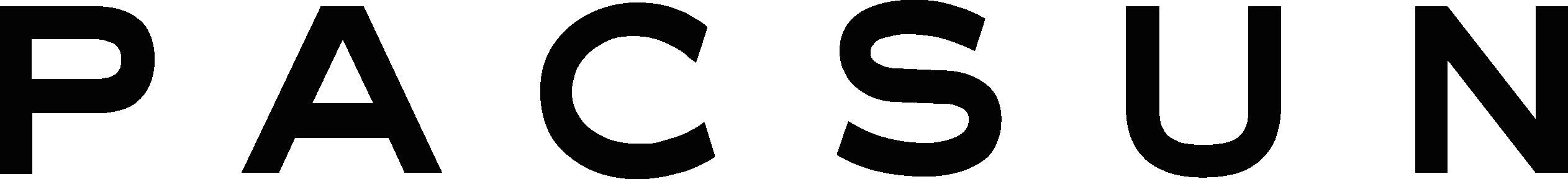 Pacsun Logo Download Vector.