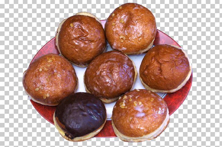 Donuts Pączki Vetkoek Food PNG, Clipart, Baked Goods, Dish.