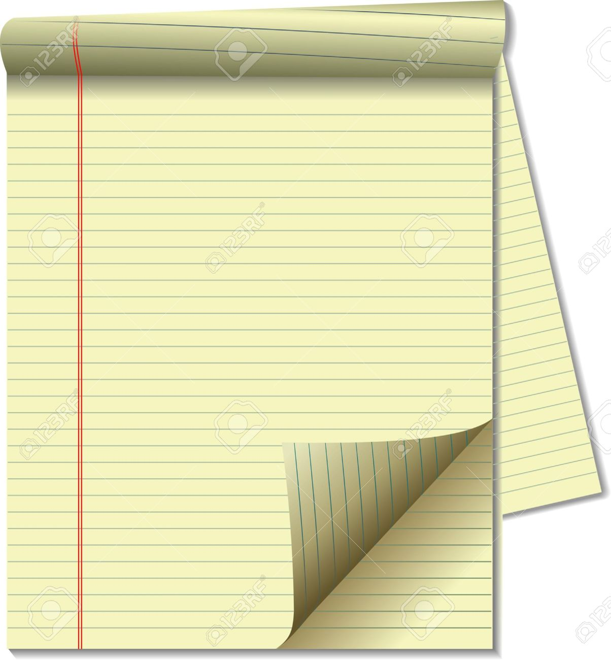 Pad Of Paper Clipart on Latest Writing A Memo