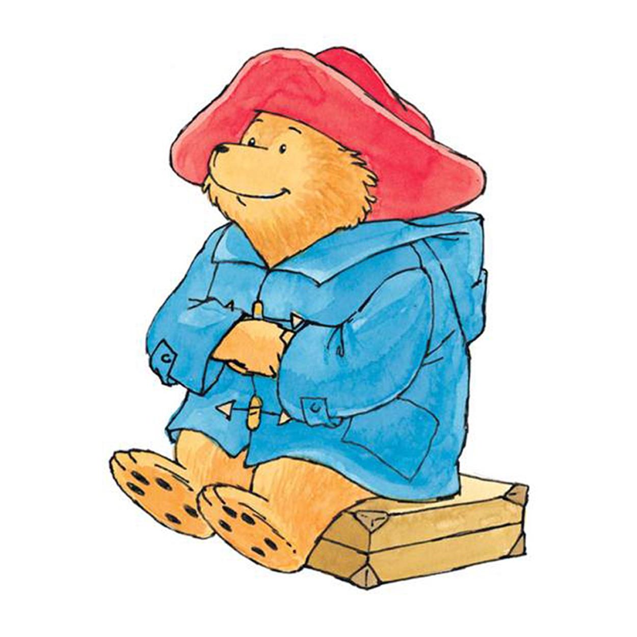 Paddington Bear Clipart at GetDrawings.com.