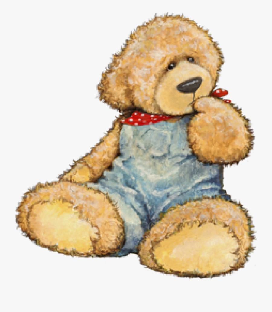 Transparent Paddington Bear Clipart.