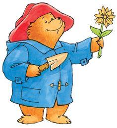 Paddington Bear Clipart.