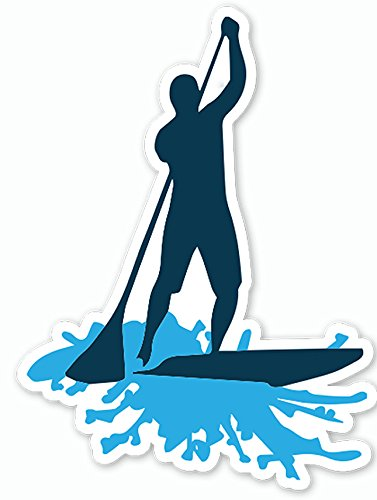Amazon.com: NALU Stand Up Paddle Board SUP Sticker Decal.