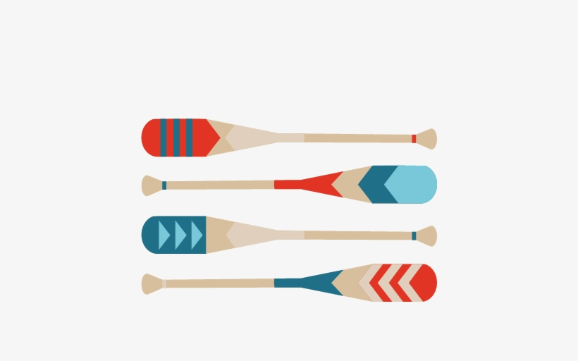 Large Paddles.