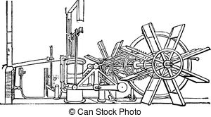 Paddle wheel Vector Clip Art Royalty Free. 256 Paddle wheel.