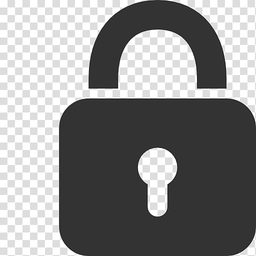 Computer Icons Padlock , lock transparent background PNG.