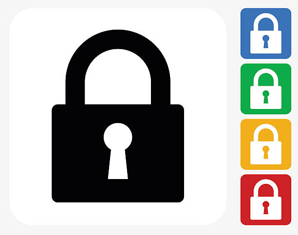 Padlock clipart 1 » Clipart Station.