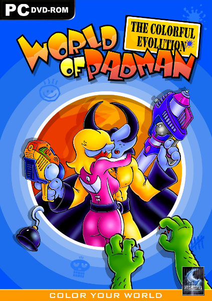 World of Padman Windows, Mac, Linux game.