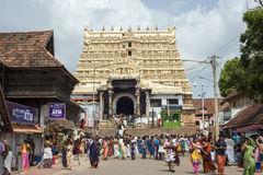 Sree Padmanabhaswamy Temple. Thiruvananthapuram (Trivandrum.
