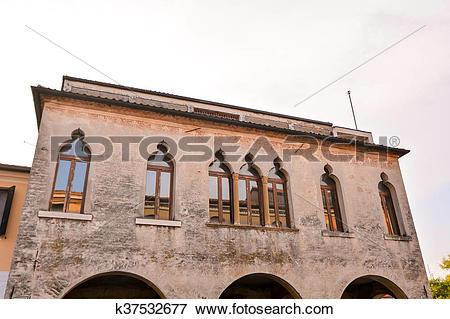 Picture of Cittadella Padova Italy k37532677.