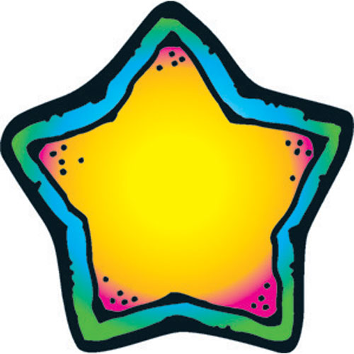 Star Of The Week Clipart.