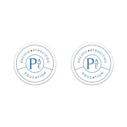 PAE Logo Sticker.
