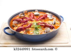 Paella Illustrations and Clipart. 61 paella royalty free.