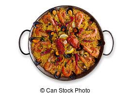 Clipart paella.