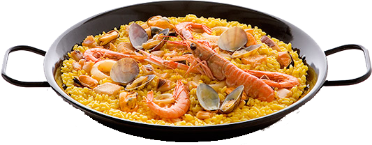 Paella PNG Images.