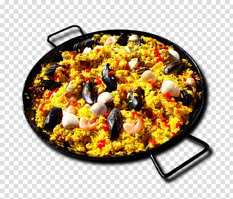 Paella Spanish Cuisine Glogster Portuguese cuisine, others.