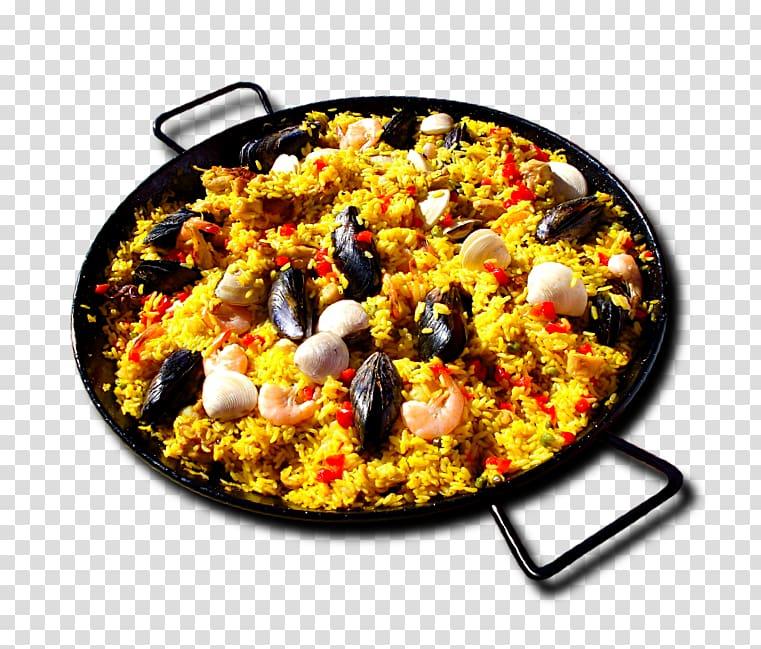 Paella Spanish Cuisine Glogster Portuguese cuisine, others.
