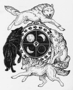 Free Wiccan Pagan Clipart.