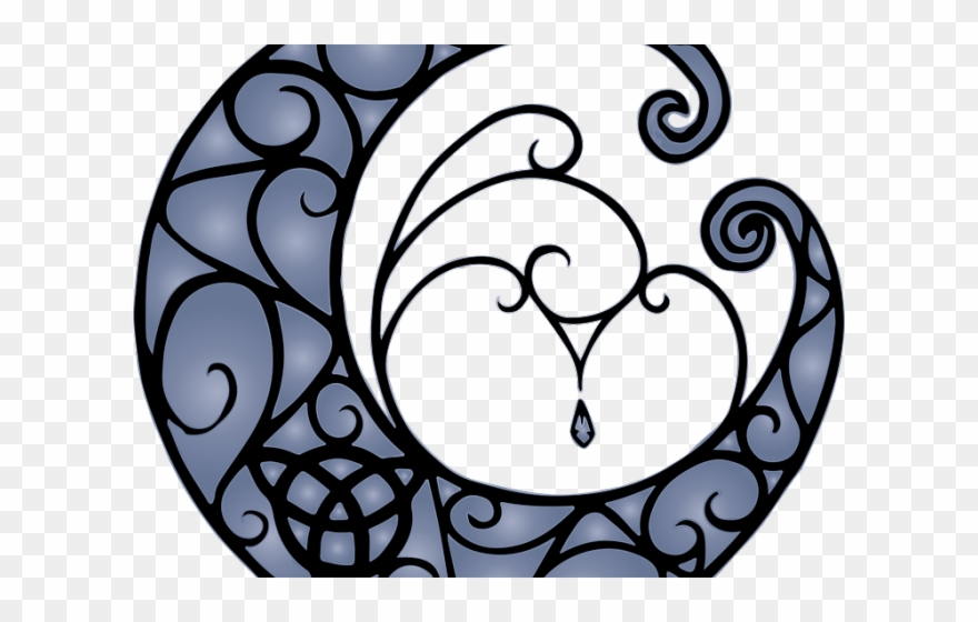 Pagan Clipart Trinity Symbol.