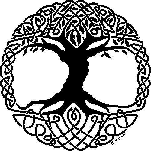 Celtic Symbol Tree Of Life Paganism Photo 15403296 Fanpop #fnh8ja.