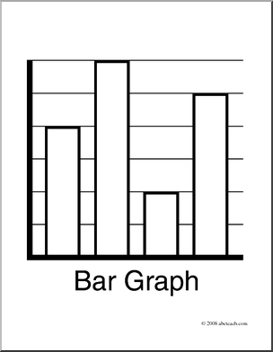 Bar Graph Clipart.