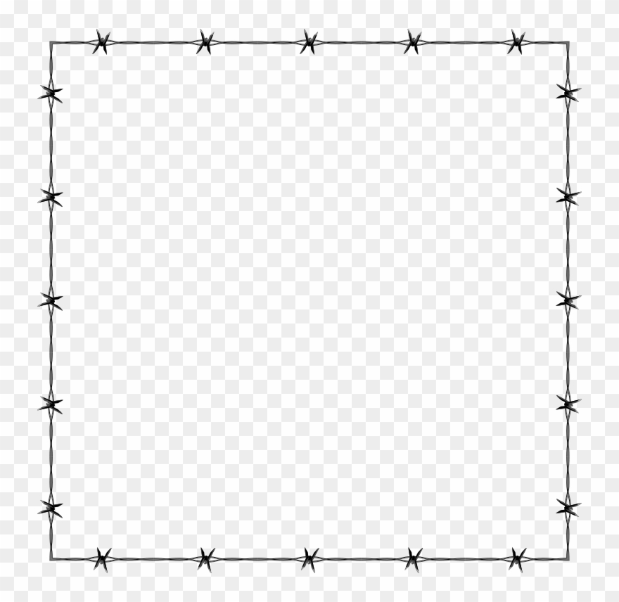 Cute Page Border Clipart Drawing Clip Art.