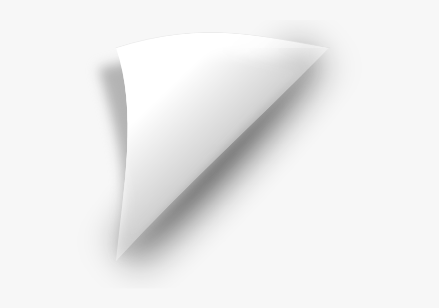 Corner Page Flip Png , Free Transparent Clipart.