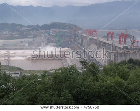 Yangtze River Cruise Stock Photos, Royalty.