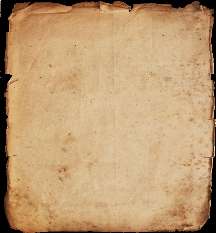 Page PNG Transparent Image.