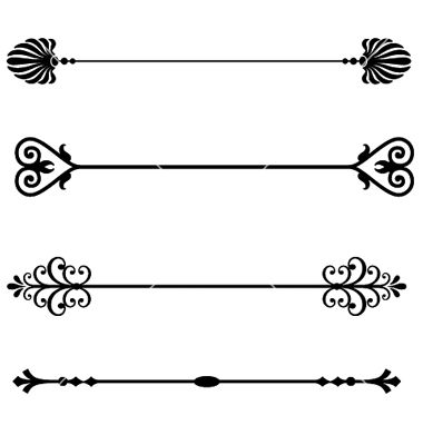 Page dividers vector 83532.